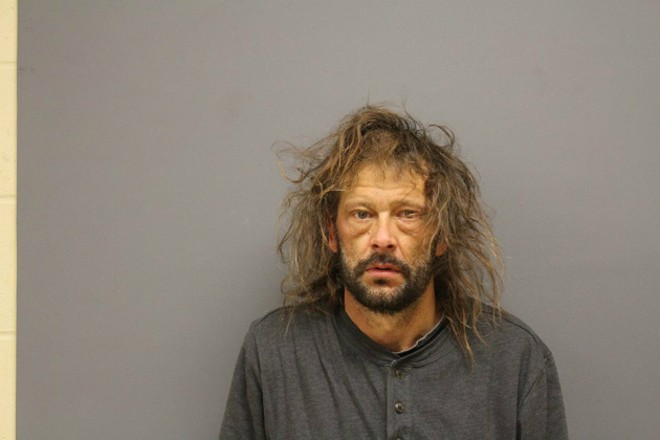 Brett Pendleton admitted sexually abusing a girl and giving her meth, police say. - IMAGE VIA WASHINGTON POLICE DEPARTMENT