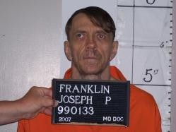 Missouri executed Joseph Franklin on November 20, 2013. - MISSOURI DEPARTMENT OF CORRECTIONS