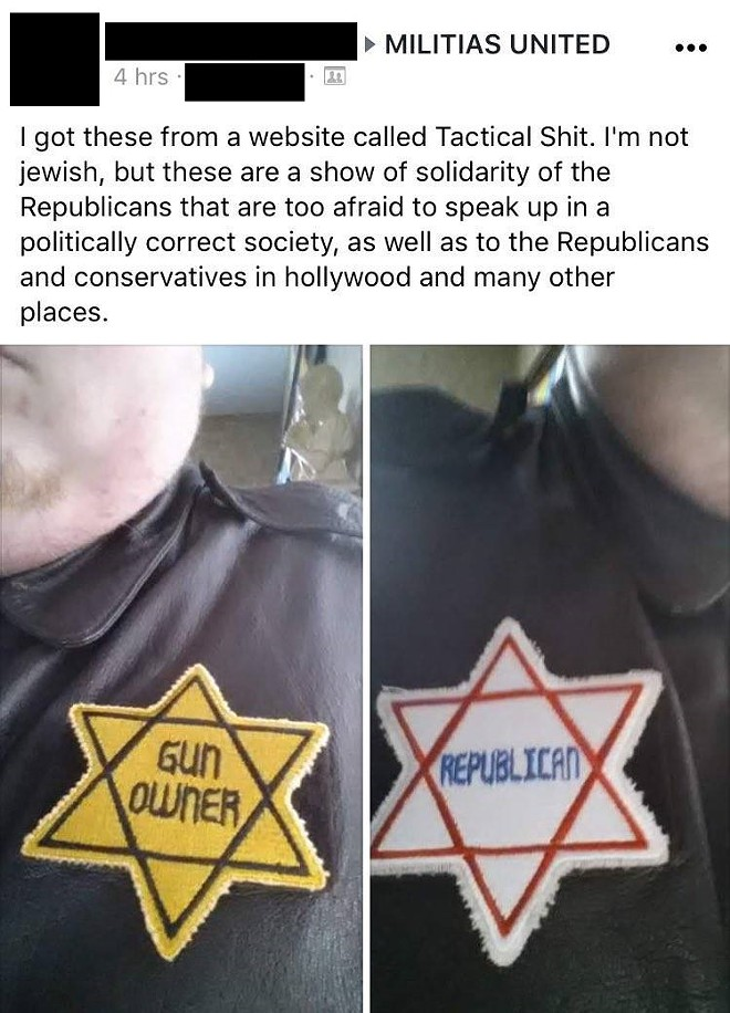 """I'm not Jewish, but"" — if you find yourself starting a Facebook post like this, maybe don't? - VIA TWITTER"