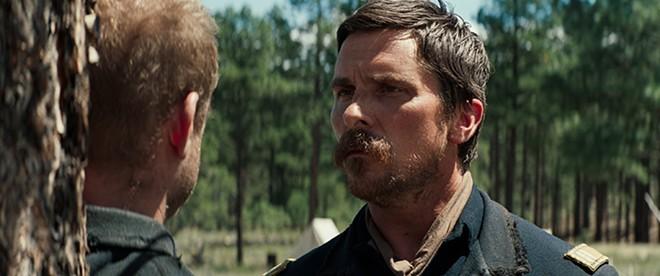 Christian Bale balances his sullenness with a surprising gracefulness. - LOREY SEBASTIAN, (C) YELLOW HAWK INC 