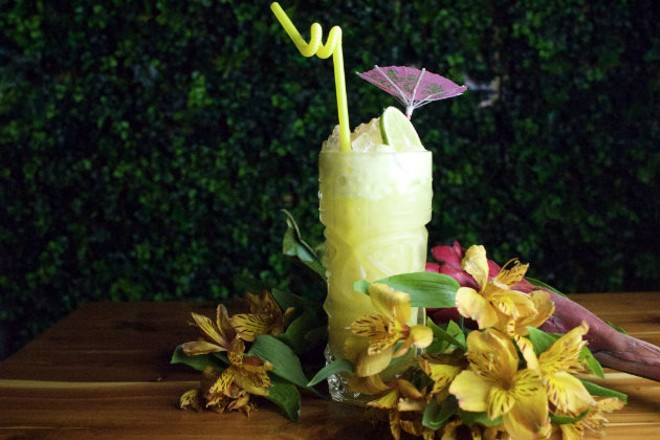 Yellowbelly will feature an innovative, rum-centric cocktail menu. - CHERYL BAEHR