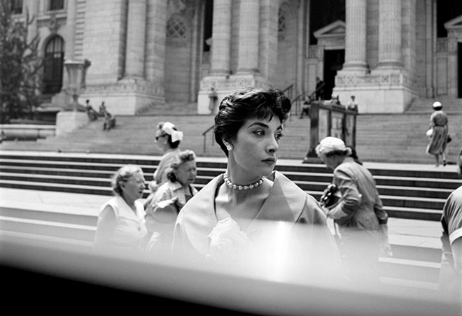 Vivian Maier created her art in private for decades. - VIVIAN MAIER FROM THE MALOOF COLLECTION, COURTESY HOWARD GREENBERG GALLERY, NEW YORK