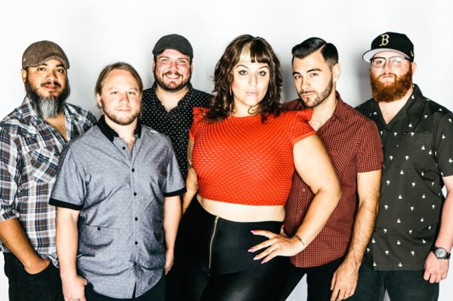 Alanna Royale will perform at Off Broadway on Friday night. - PHOTO VIA CROSSOVER TOURING
