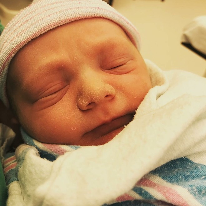 Baby Jameson. - COURTESY OF 106.5 THE ARCH