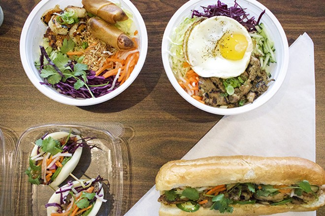 DD Mau serves fast-casual Vietnamese cuisine in Maryland Heights. - CHERYL BAEHR