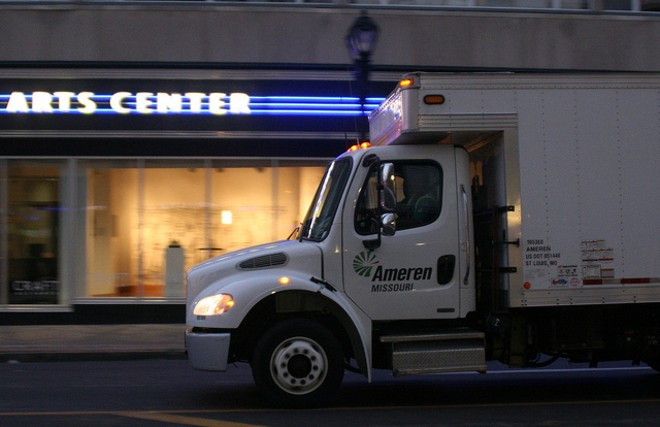 Ameren is pushing hard for a bill to change the law on setting utility rates. - COURTESY OF PAUL SABLEMAN/FLICKR