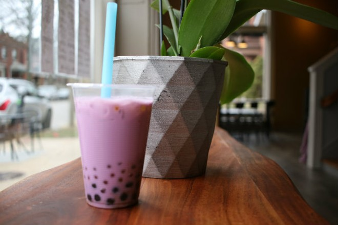 VP Square is the first place for bubble tea on South Grand. - CHERYL BAEHR