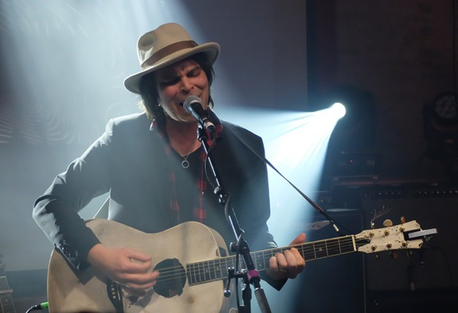 Gaz Coombes at British Music Embassy - DANA PLONKA