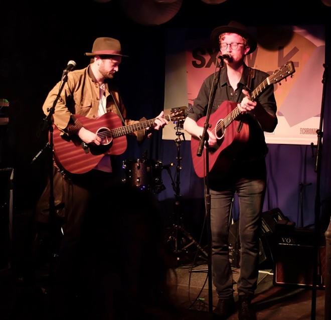 The Lost Brothers at Velveeta Room - DANA PLONKA