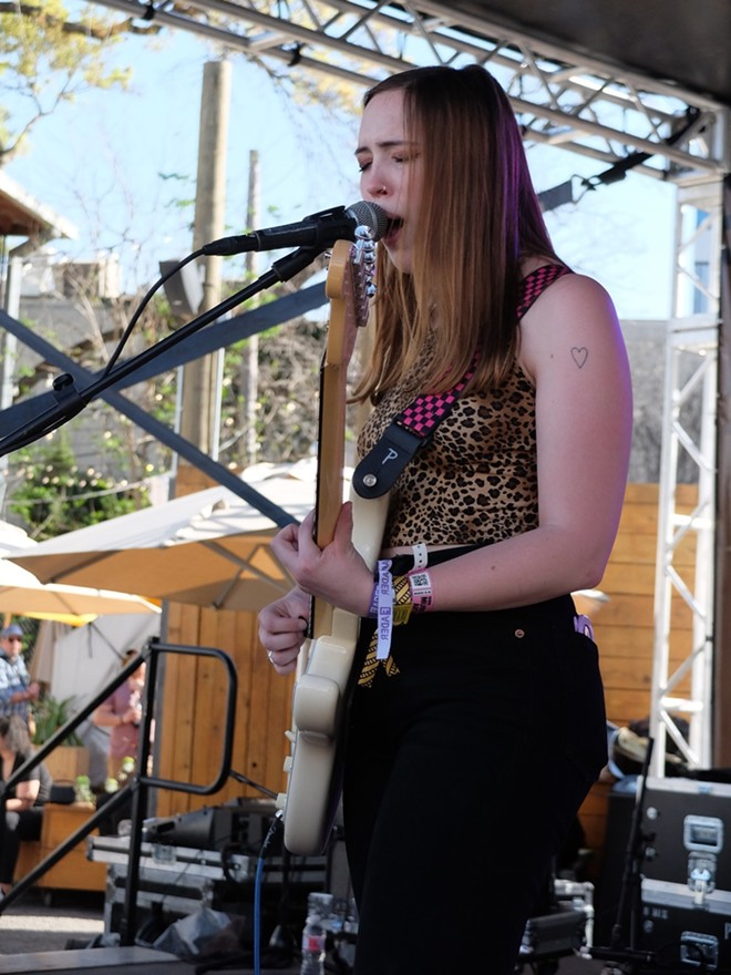 Soccer Mommy at Urban Outfitters - DANA PLONKA
