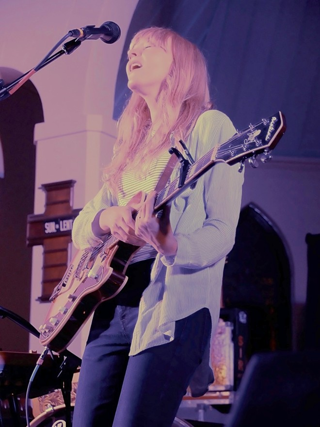 Lucy Rose at St. David's - DANA PLONK