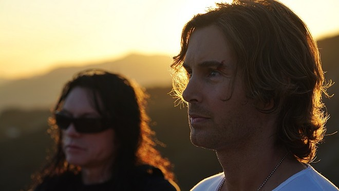 Tommy Wiseau and Greg Sestero reunite in Best F(r)iends. - COURTESY SUMMIT PICTURES