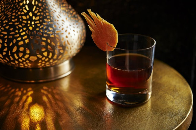 The Benevolent King will feature an ambitious cocktail list by bartender and general manager Tony Saputo. - GREG RANNELLS