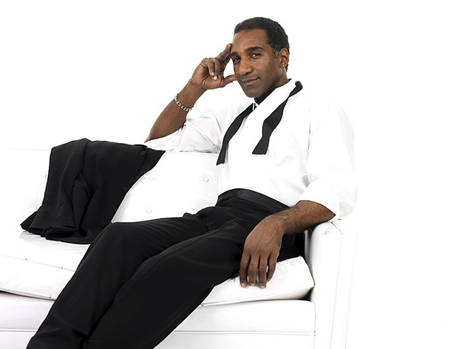 Norm Lewis plays the Sheldon on Saturday.