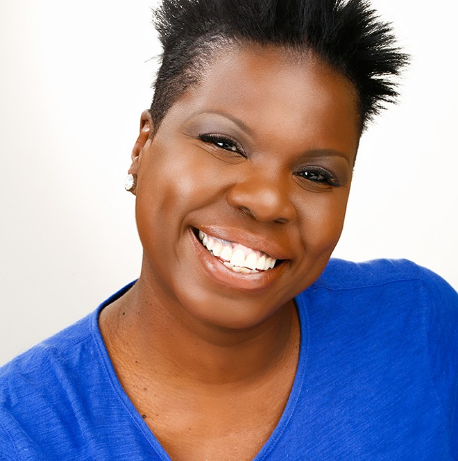 Leslie Jones plays the Touhill on Friday. - JASON LEE/JWLPHOTOGRAPHY.COM