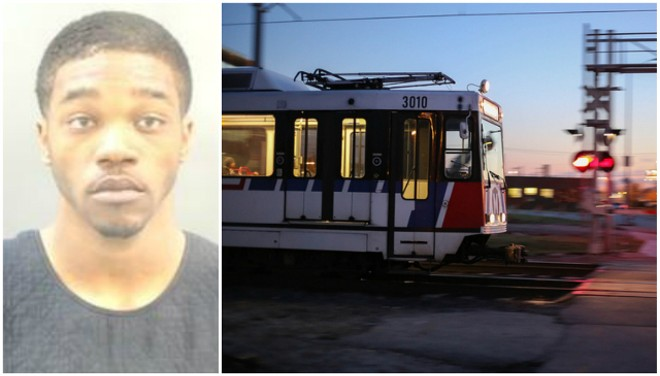 Marvin Burt Jr. pleaded to involuntary manslaughter in the 2017 MetroLink shooting. - COURTESY SLMPD/ PAUL SABLEMAN.