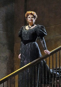 As the title character, Susan Graham commands the stage. - (C) KEN HOWARD