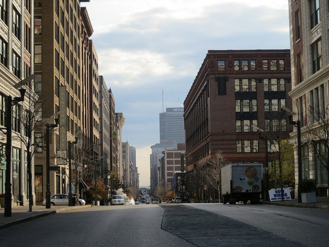 Ah yes, St. Louis is truly one of the worst places to live in the nation. - FLICKR/PAUL SABLEMAN