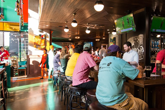 Another view of HopCat Minneapolis. - COURTESY OF HOPCAT MINNEAPOLIS