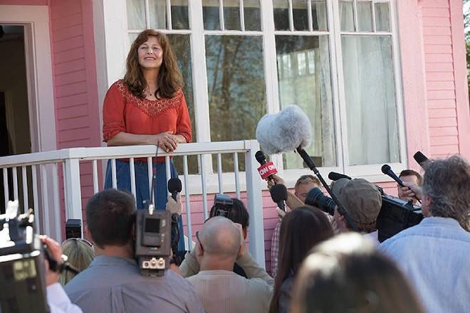Catherine Keener stars as Susette Kelo. - PRESS PHOTO