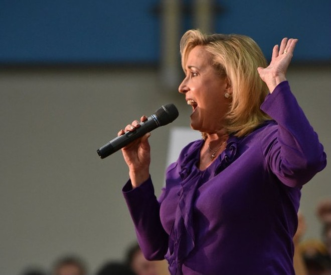 Democrats would love to take down Ann Wagner. - SHUTTERSTOCK/MARTIN HAAS