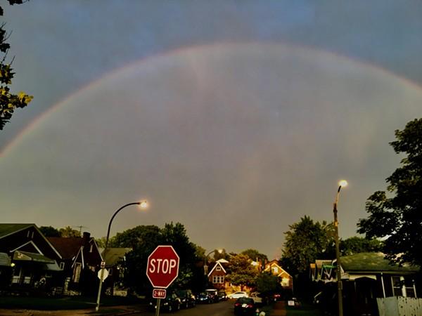 Reader Jean Schuh shot this gorgeous photo in Dutchtown. - JEAN SCHUH