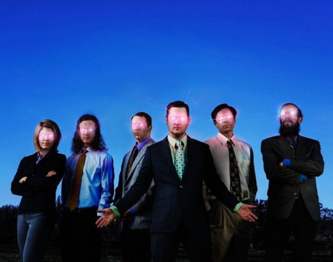 Modest Mouse is just one of the artists on the LouFest lineup for 2018. - BEN MOON