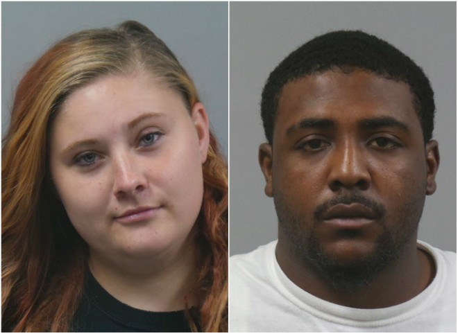 Chloeann Gehner set up her date to be robbed by Kenyon Owens, police say. - COURTESY MAPLEWOOD POLICE