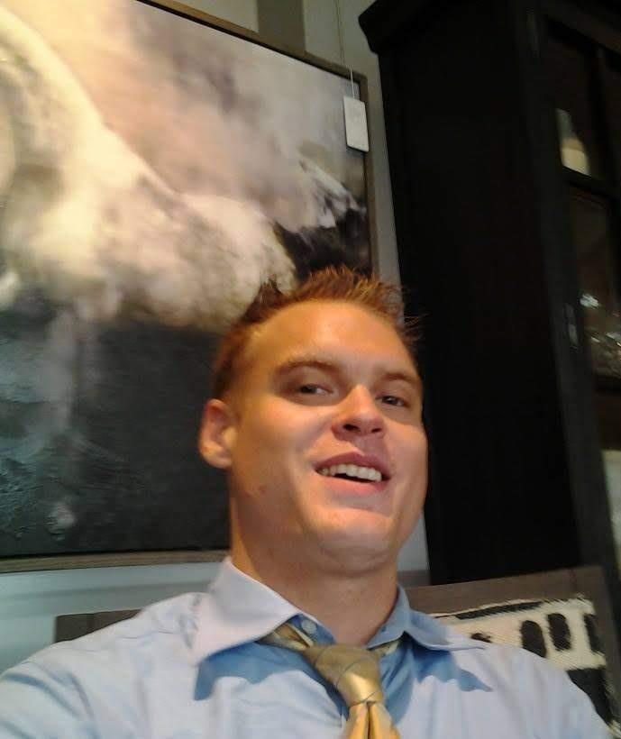 Seth Herter, shown in a 2015 Facebook photo.