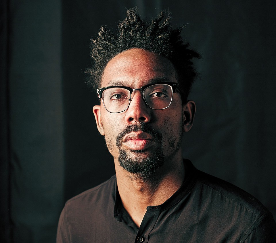 St. Louis artist Damon Davis is now earning national acclaim.