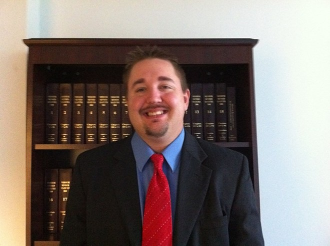 St. Francois County Prosecutor Jerrod Mahurin. - FILE PHOTO