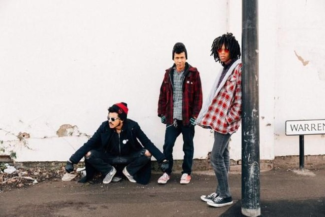 Radkey will perform at the Firebird on Friday, August 17. - VIA X-RAY TOURING