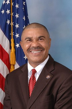 Rep. Lacy Clay (D-St. Louis) is headed to his tenth term. - OFFICIAL PHOTO