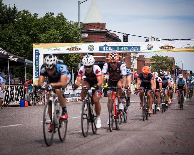 The Grove Criterium now includes a second day and a new race through Tower Grove Park. - JBEAUVAIS PHOTOGRAPHY