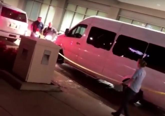 Rapper Yk Osiris Van Shot Up After St Louis Show 4 Hit
