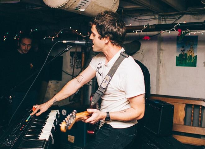 Joey Sprinkles will perform at CBGB on Sunday. - VIA ARTIST BANDCAMP