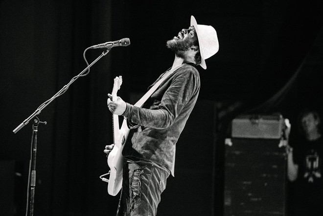 Gary Clark Jr. - JOEY MARTINEZ