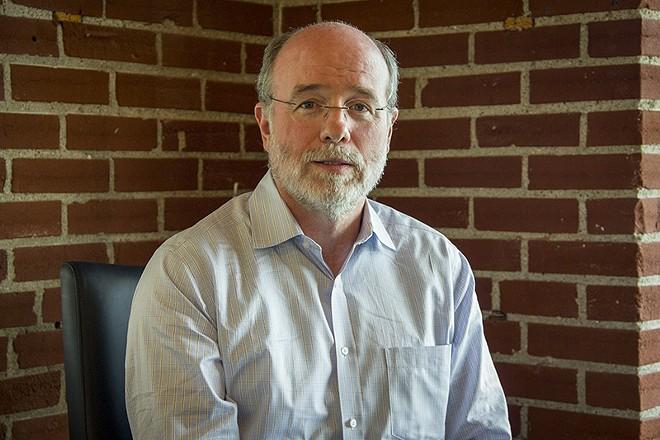 Dr. Brad Bradshaw. - DANNY WICENTOWSKI