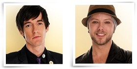 St. Louisan Designers A.J. Thouvenot & Michael Drummond will look amazing on your flatscreen.