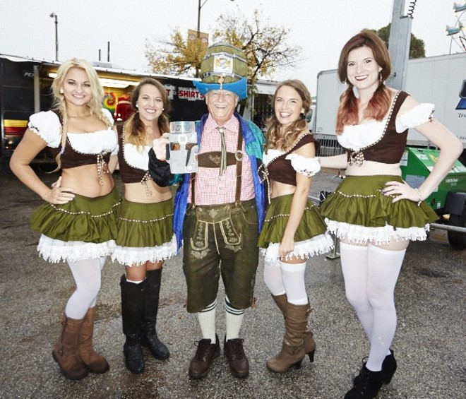 Oktoberfest is back! - THEO WELLING