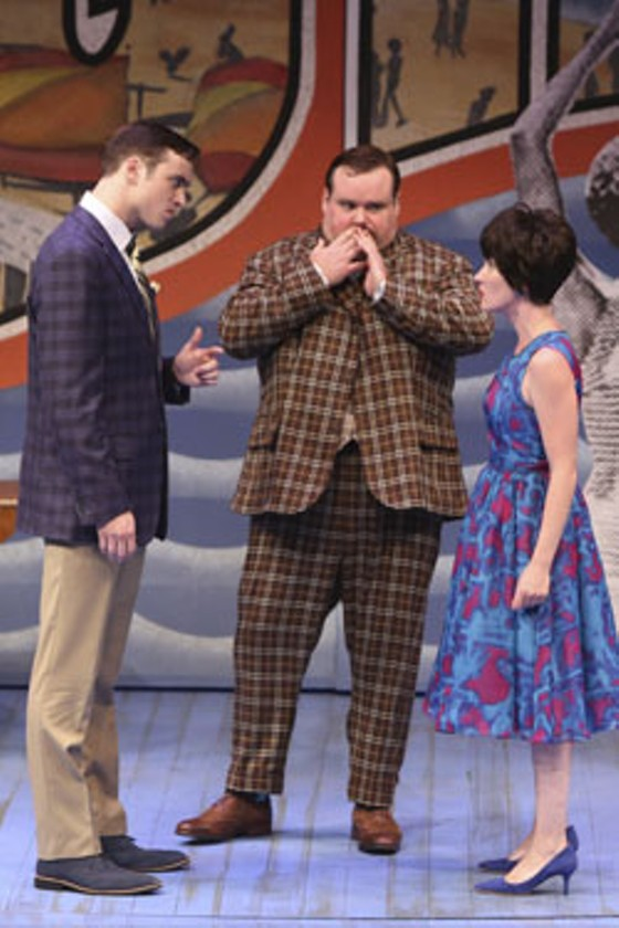 The Rep's off to smashing start with Two Guvnors. - JERRY NAUNHEIM JR.