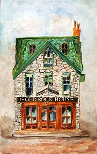 The original Old Rock House. - IMAGE SOURCE