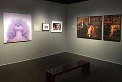 "Kimiko Yoshida, Cindy Sherman and Heather Bennett illustrate the ""conceptual portrait."" - COURTESY IPHF"