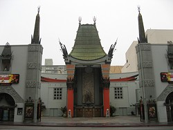 Grauman's Chinese Theatre - FLICKR.COM/PHOTOS/CITYPROJECTCA