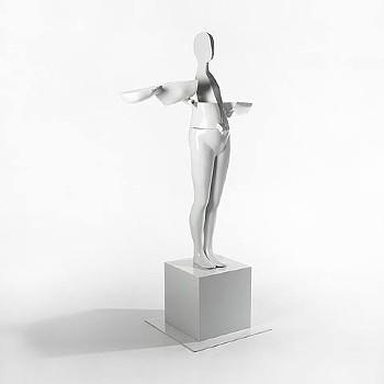 Falling Man - WWW.ARTNET.COM