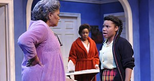 The Black Rep stages a powerful, timely Raisin in the Sun. - STEWART GOLDSTEIN