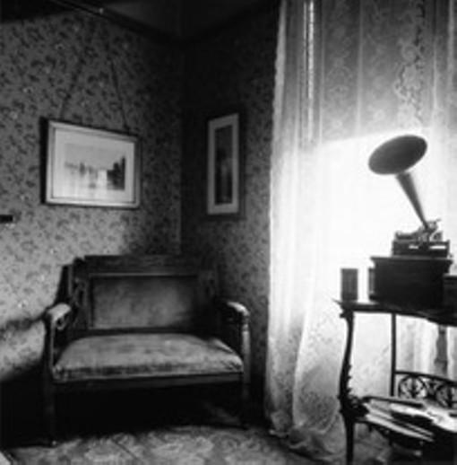 Interior Paul Laurence Dunbar House, Dayton, Ohio, 1995. - IMAGE COURTESY WILLIAM EARLE WILLIAMS