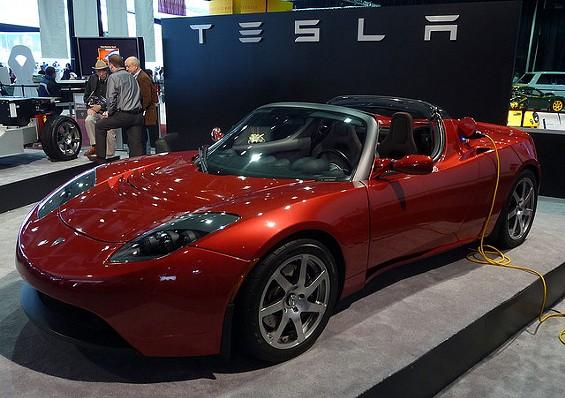 Will Missouri ban Tesla cars here next year? - VOXLUNA ON FLICKR