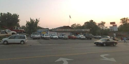 Wellston Food Market in the 6200 block of Page.