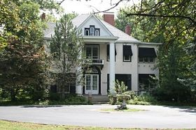 Can Fielding Dawson (and RFT's Literary St. Louis feature) save this historic mansion? - IMAGE VIA
